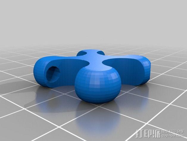 可折叠锁甲 3D模型  图17