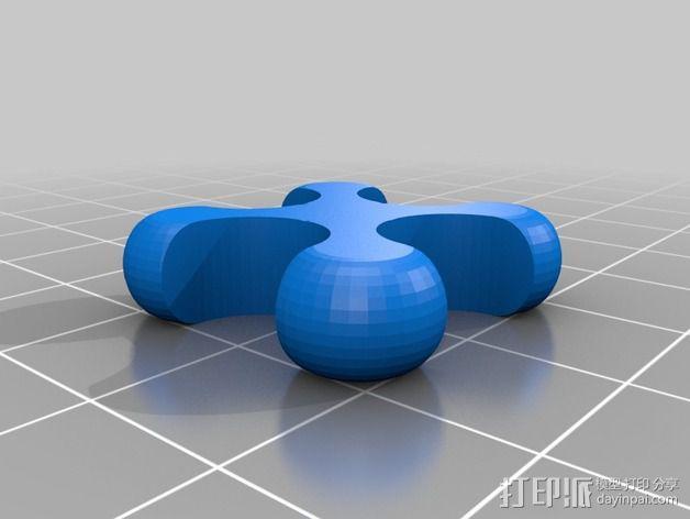 可折叠锁甲 3D模型  图18