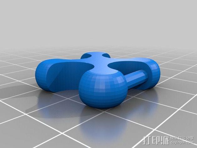 可折叠锁甲 3D模型  图19