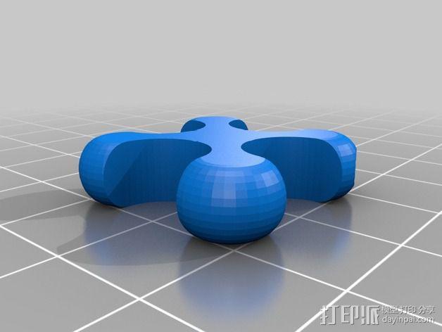 可折叠锁甲 3D模型  图21