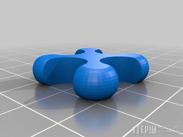 可折叠锁甲 3D模型  图23
