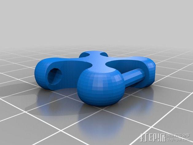 可折叠锁甲 3D模型  图24