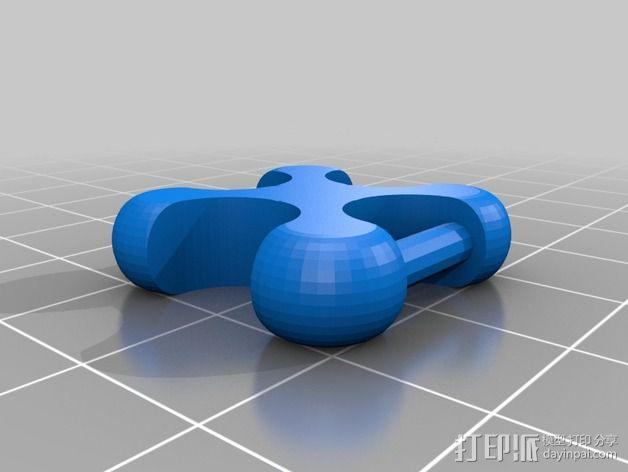 可折叠锁甲 3D模型  图26