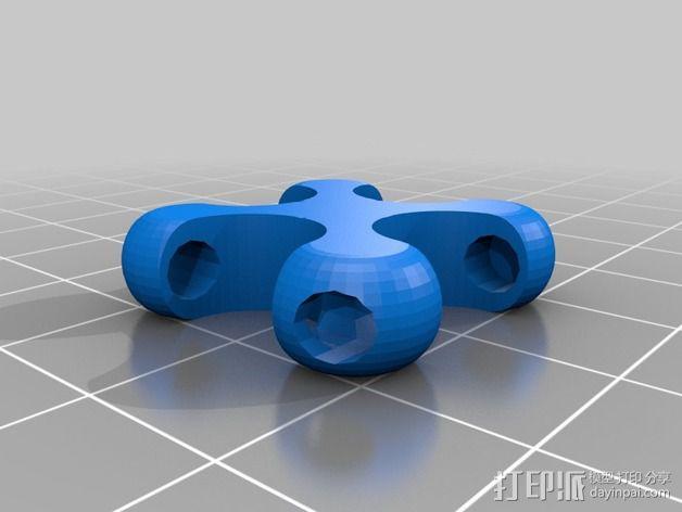 可折叠锁甲 3D模型  图25