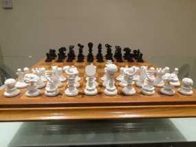 Sim象棋 3D模型