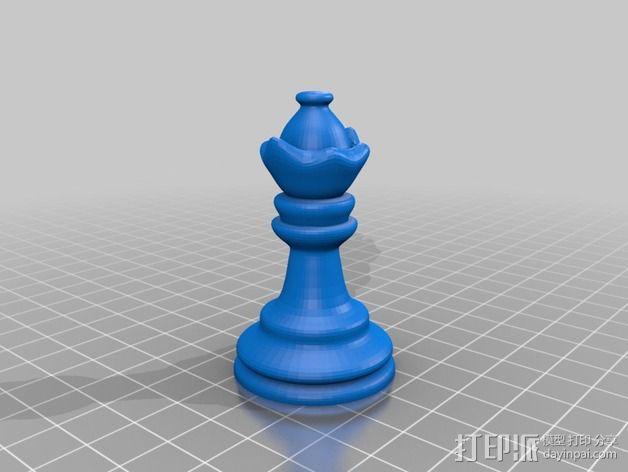 Sim象棋 3D模型  图14