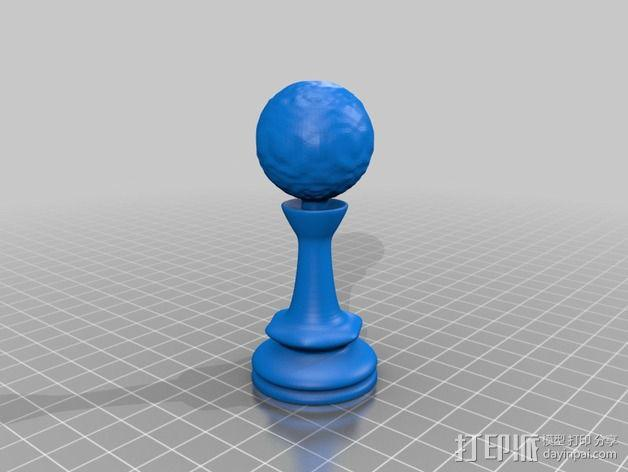 Sim象棋 3D模型  图16