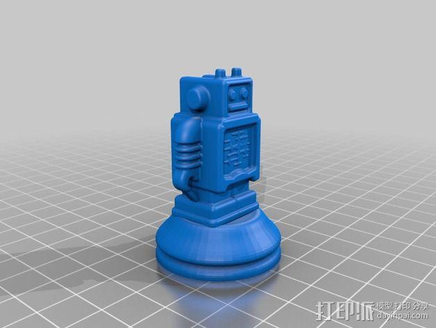 Sim象棋 3D模型  图18