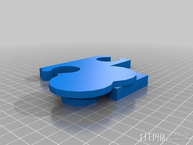 桌子 3D模型  图5