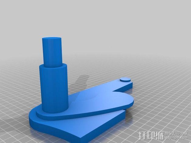 桌子 3D模型  图4