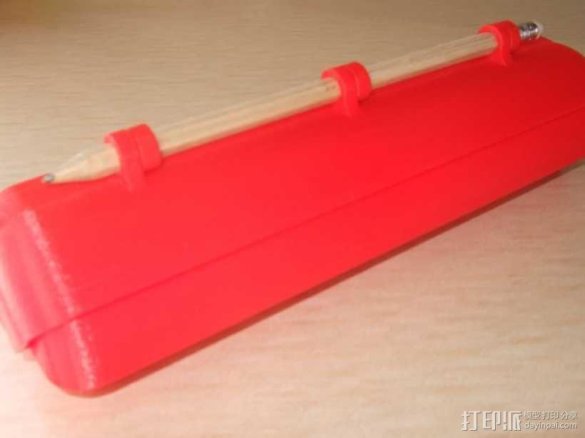 铅笔盒 3D模型  图10