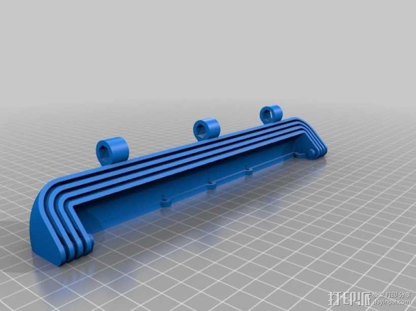 铅笔盒 3D模型  图15