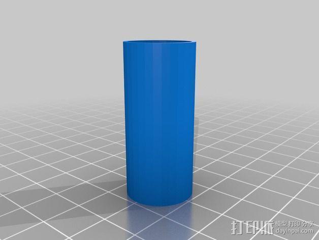 药丸自动分配器 3D模型  图3