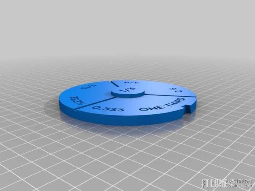 等值分数塔 3D模型  图9
