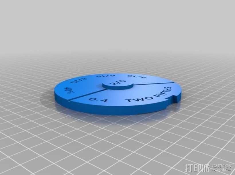 等值分数塔 3D模型  图12