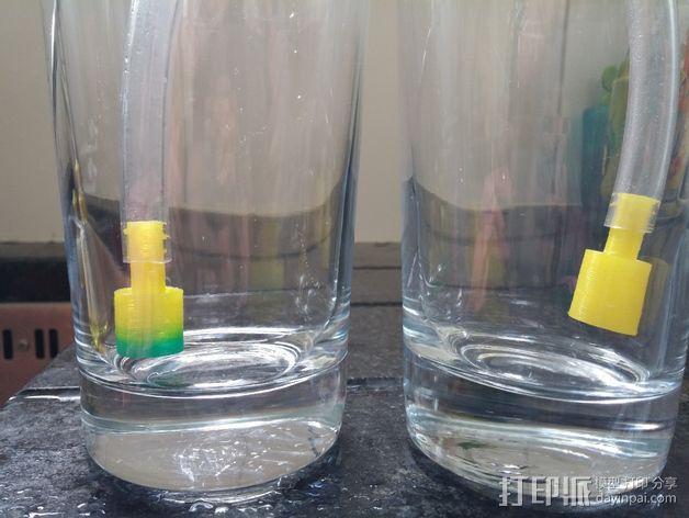 虹吸管塞子 3D模型  图9