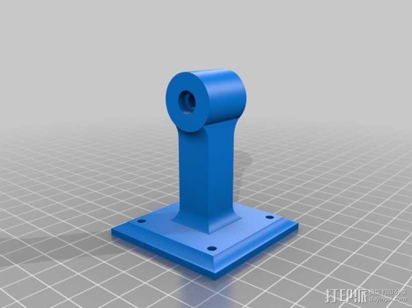 斯特林发动机 3D模型  图2