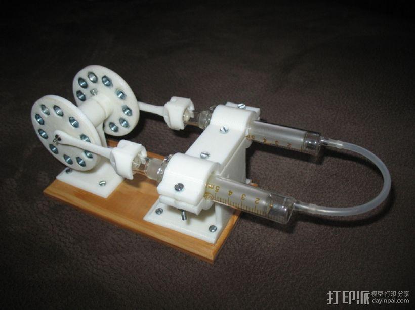 斯特林发动机 3D模型  图4
