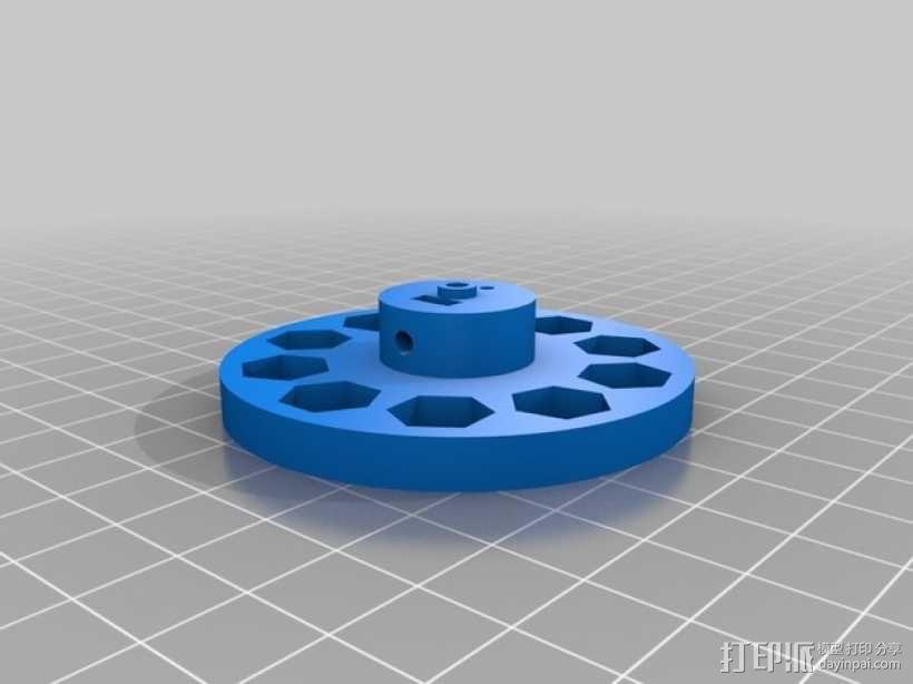斯特林发动机 3D模型  图7
