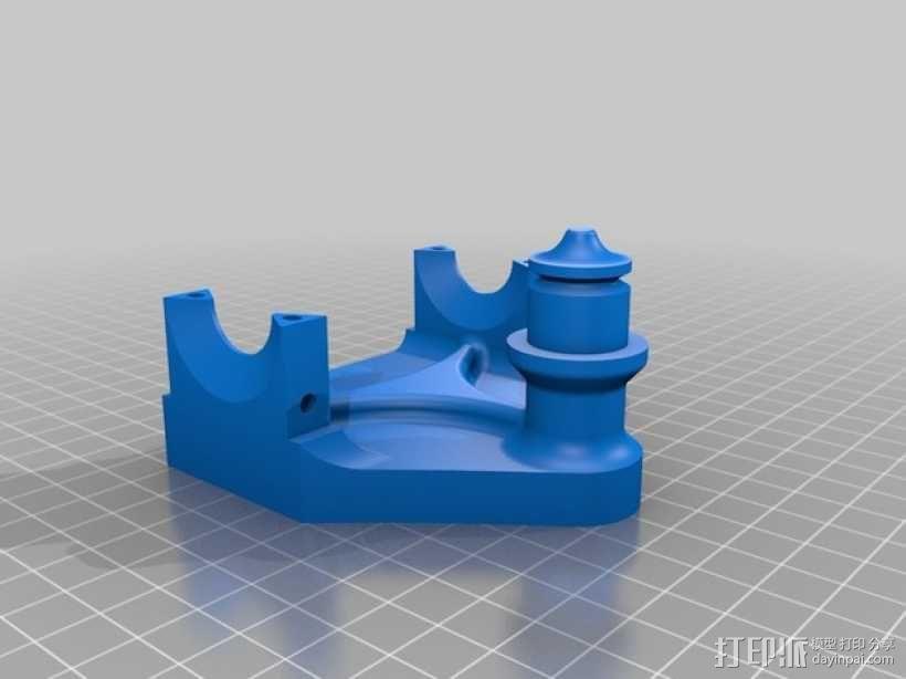 双曲线涡轮 3D模型  图6