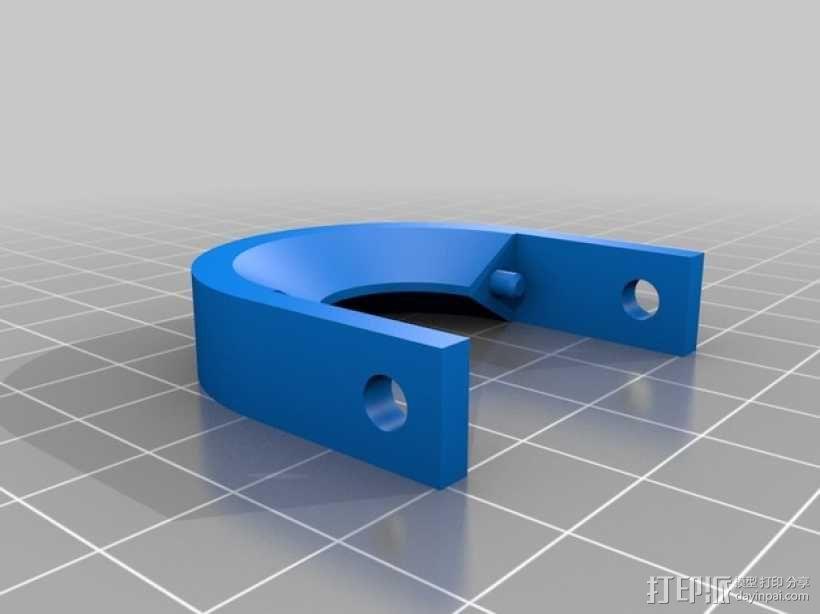 双曲线涡轮 3D模型  图7