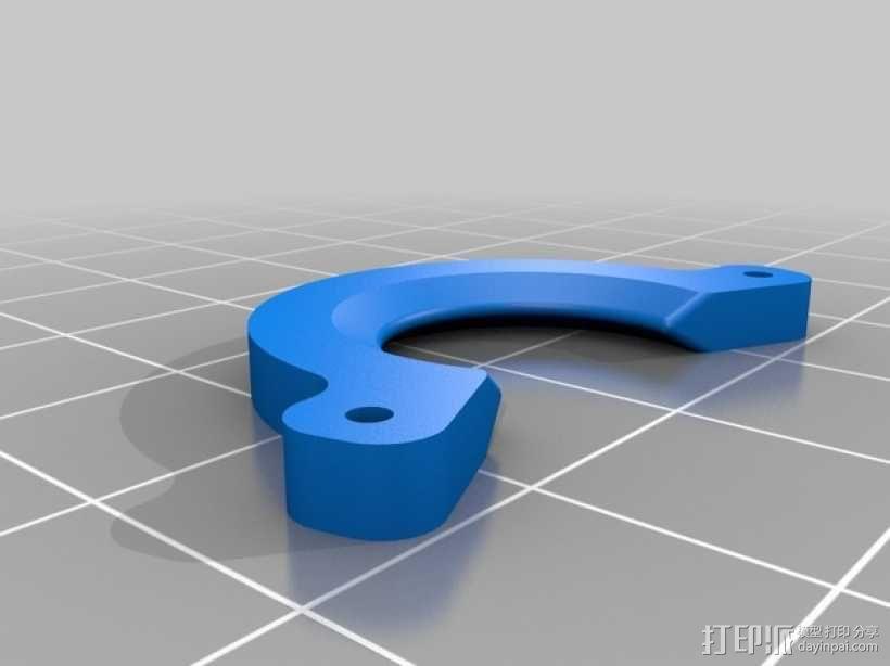 双曲线涡轮 3D模型  图8