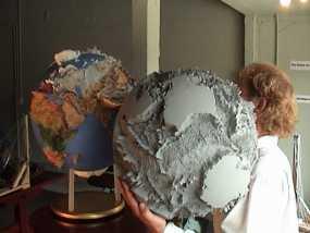 地球仪 3D模型
