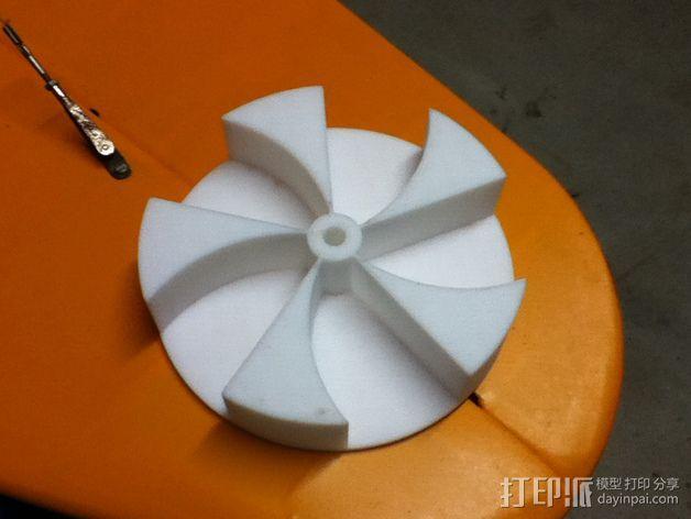 空袭报警器 3D模型  图12