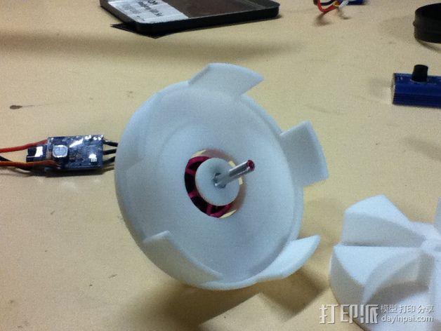 空袭报警器 3D模型  图13