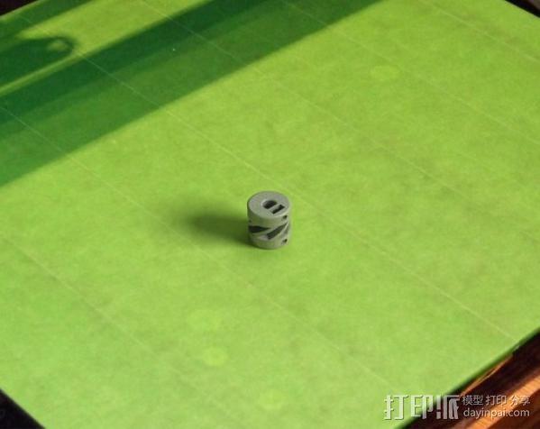 弹性联轴器 3D模型  图10