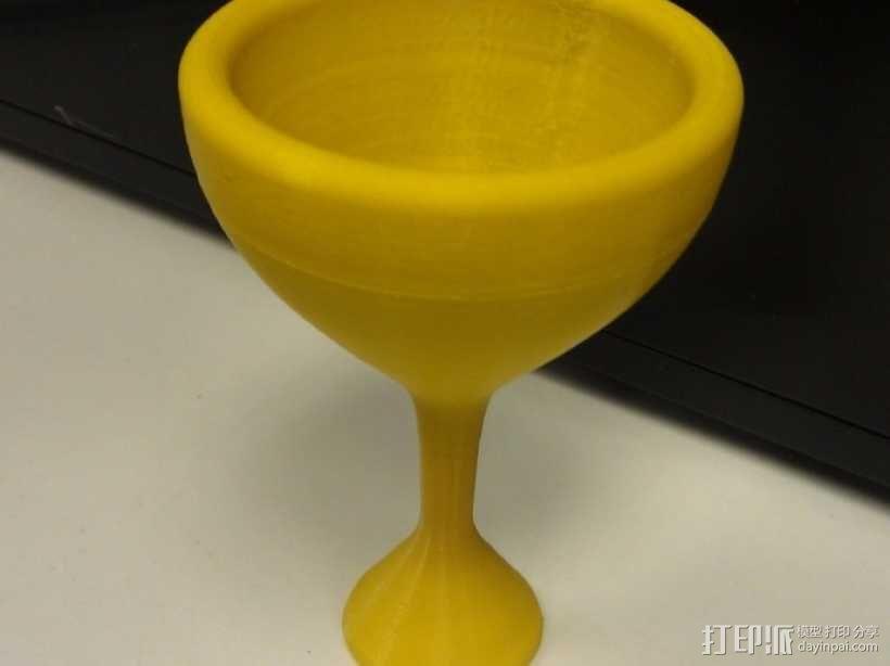 毕达哥拉斯杯 3D模型  图4