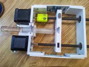 注射泵 3D模型