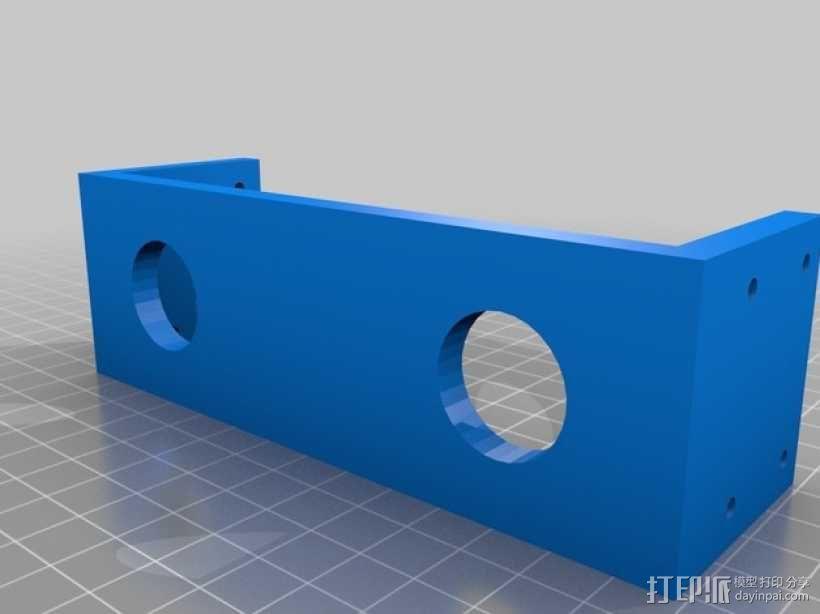 注射泵 3D模型  图3