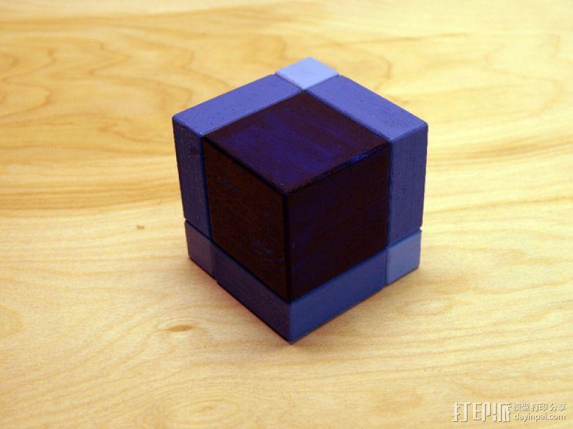 分解正方体  3D模型  图5