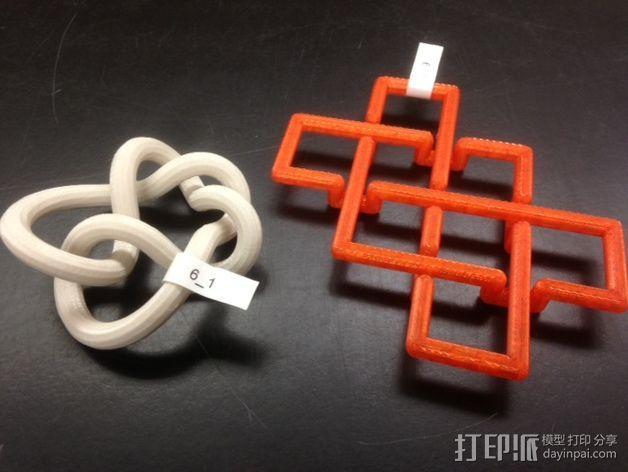 3D线条相交节点 3D模型  图7