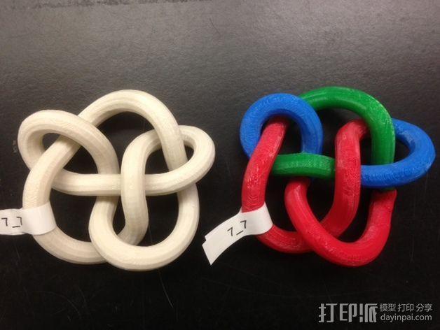 3D线条相交节点 3D模型  图16