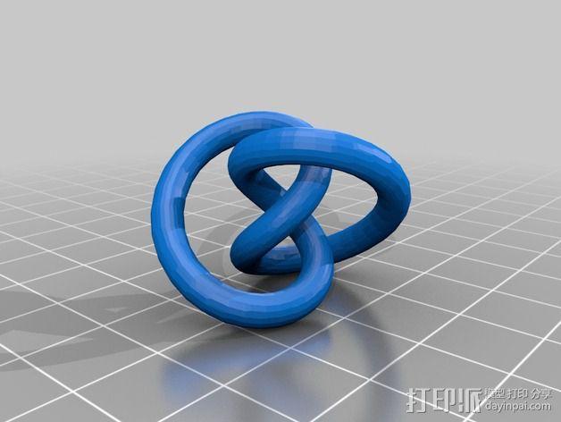 3D线条相交节点 3D模型  图23
