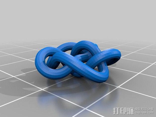 3D线条相交节点 3D模型  图26