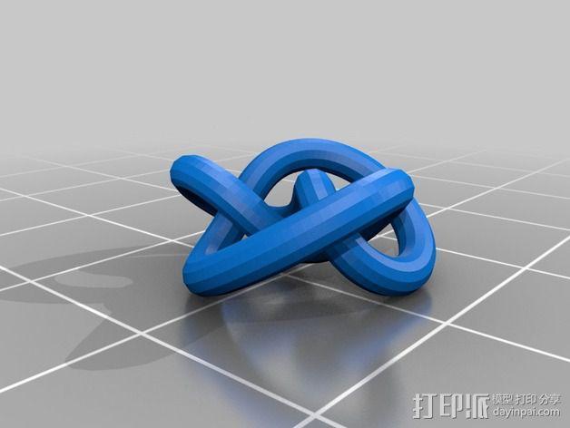 3D线条相交节点 3D模型  图29
