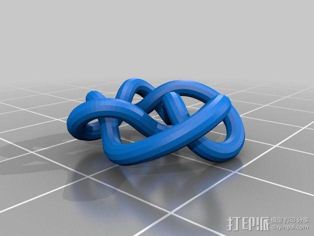 3D线条相交节点 3D模型  图28