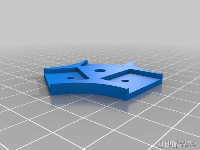 螺旋涡轮桨 3D模型  图10
