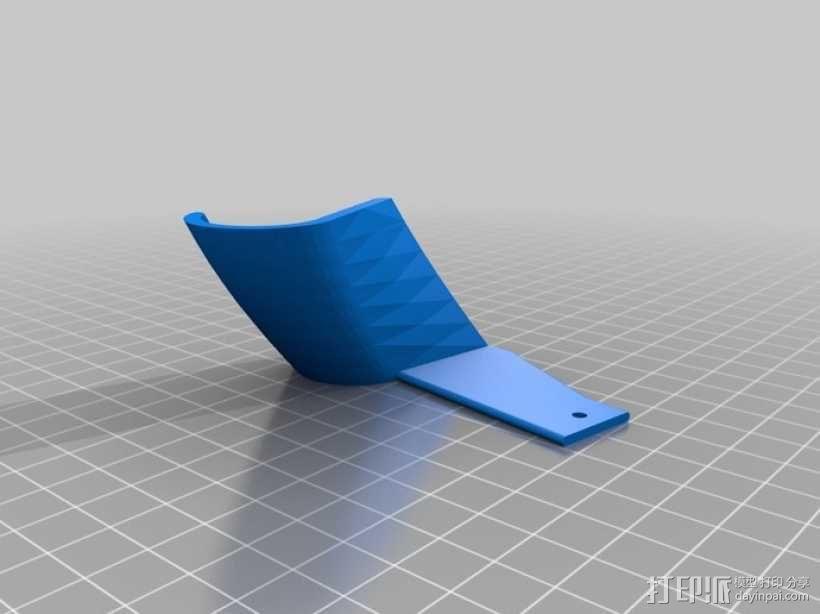 螺旋涡轮桨 3D模型  图11
