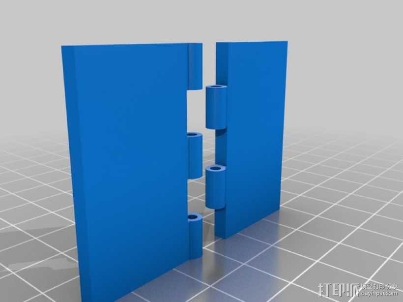 铰链 3D模型  图5