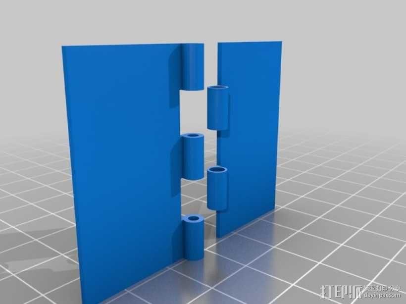 铰链 3D模型  图9