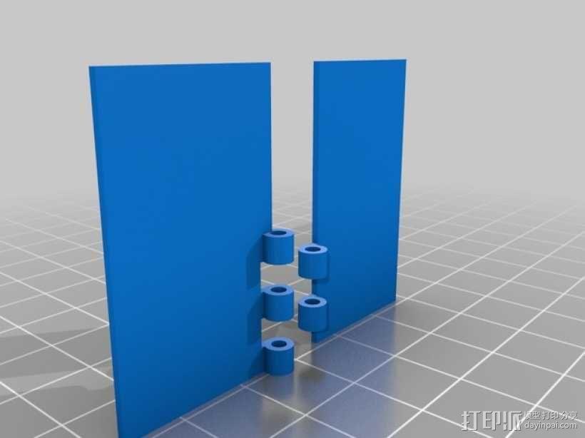 铰链 3D模型  图13