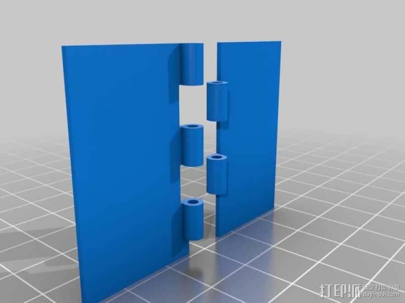 铰链 3D模型  图12