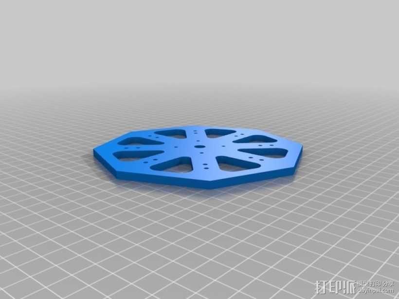 发电机  3D模型  图6