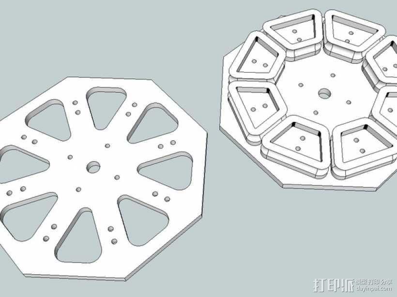 发电机  3D模型  图5