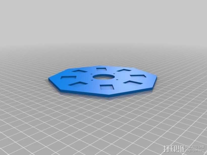 发电机  3D模型  图9