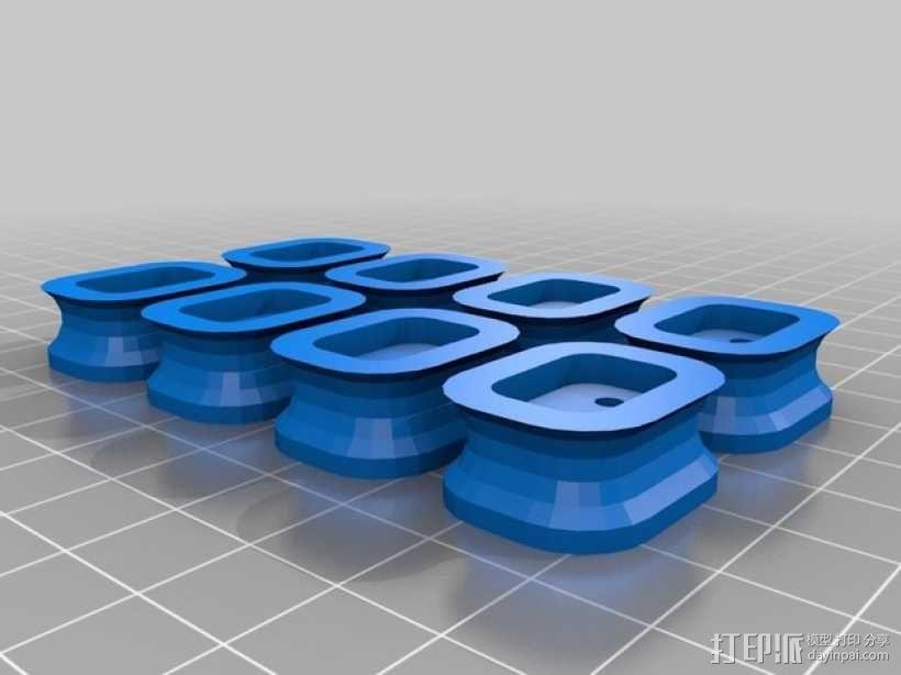 发电机  3D模型  图11